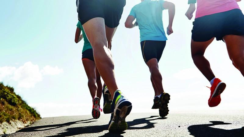 běžecké boty typy