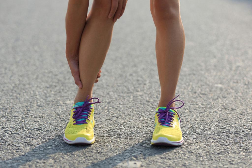 běžecká zranění