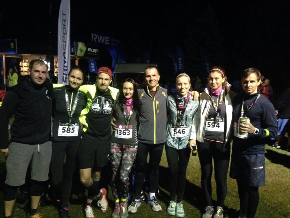 Night Run Olomouc 2015